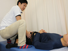 腰痛の治療について